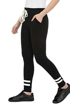 CAMPUS SUTRA - Black Loungewear - 2