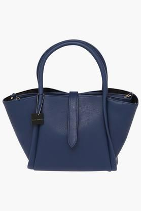 ELLIZA DONATEIN Womens Zipper Closure Tote Handbag - 201921143