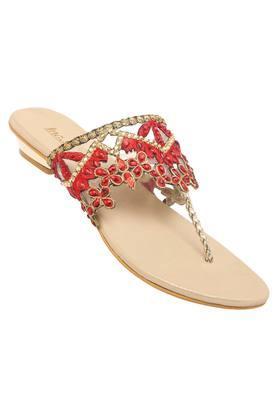 Womens Party Wear Slipon Flats