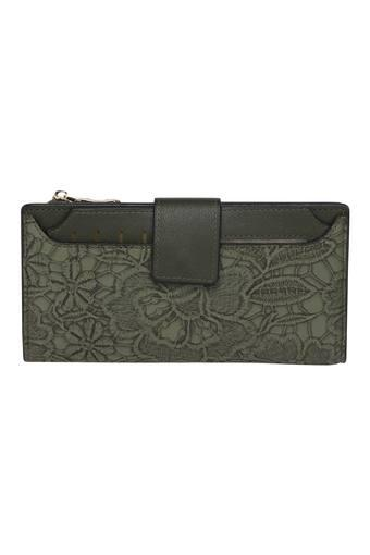 HAUTE CURRY -  OliveWallets & Clutches - Main