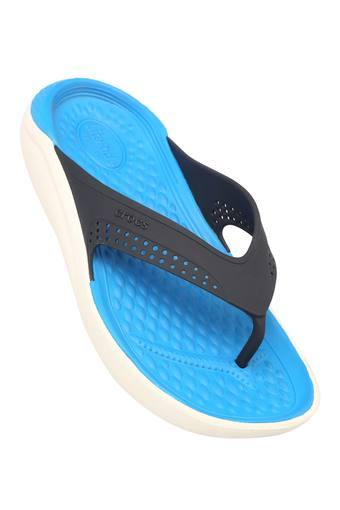 CROCS -  NavySlippers & Flip Flops - Main