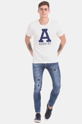 AEROPOSTALE - Off WhiteT-Shirts & Polos - 4