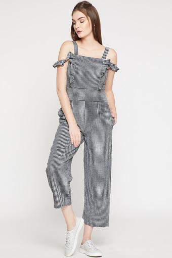 RARE -  Black Palazzos & Jumpsuits - Main