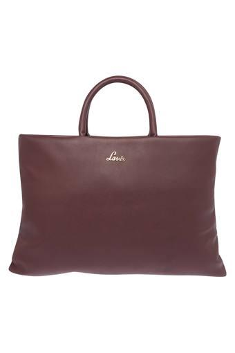 LAVIE -  Purple Laptop Bag - Main