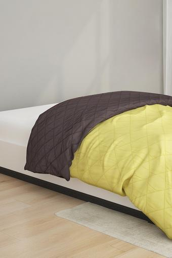 Solid Reversible Quilted Quilt