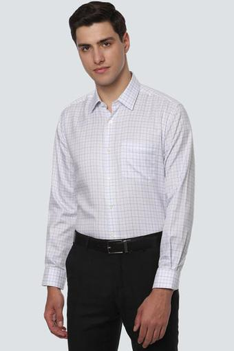 LOUIS PHILIPPE -  WhiteFormal Shirts - Main