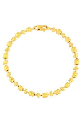 MALABAR GOLD AND DIAMONDS Womens Gold Bracelet MHAAAAABIUGD