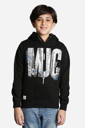 MUDO -  BlackSweatshirts - Main