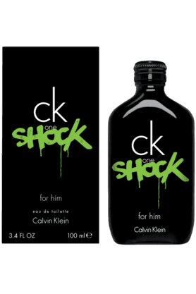 CALVIN KLEIN One Shock EDT For Men - 100ML