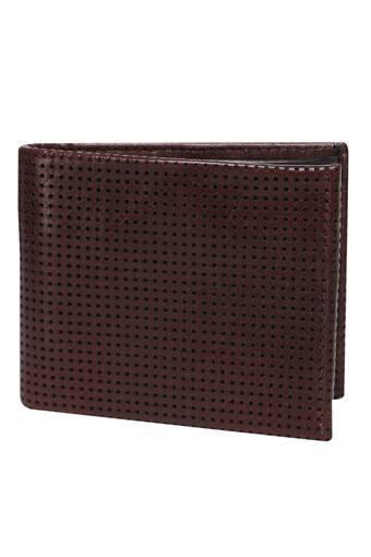 VAN HEUSEN -  Burgundy Wallets - Main