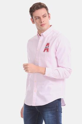 AEROPOSTALE - PinkCasual Shirts - 2