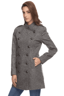 4ea84aa9b47 Buy VAN HEUSEN Women Full Sleeves Winter Jackets | Shoppers Stop