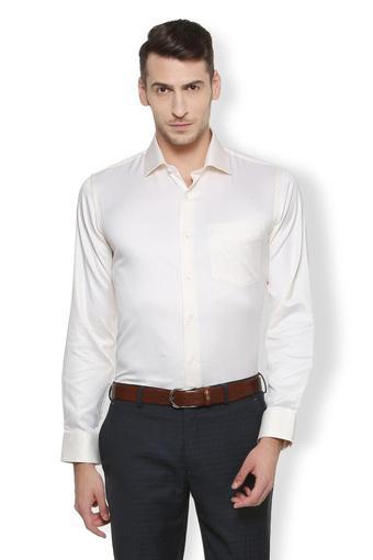 VAN HEUSEN -  Light BlueShirts - Main