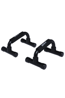 SUPER-K Plastic Push-Up Stand - Black