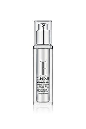 CLINIQUE Sculptwear Lift And Contour Serum For Face And Neck - 50 Ml