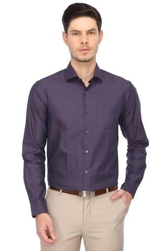 ARROW NYC -  PurpleShirts - Main