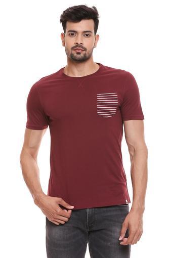 CELIO -  BrownT-shirts - Main