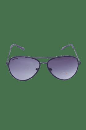 FASTRACKUnisex Aviator Sunglasses-M143BK1