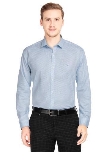 VDOT -  Light BlueFormal Shirts - Main