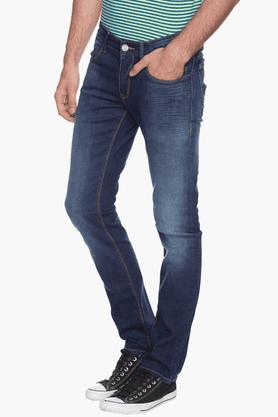 Mens 5 Pocket Stretch Jeans