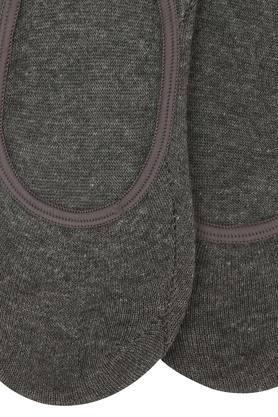 Womens Slub Knitted Socks Pack of 2