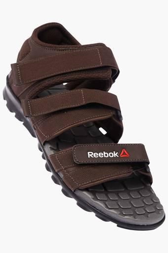 Velcro Casual Sandals Mens Synthetic Closure LARj354