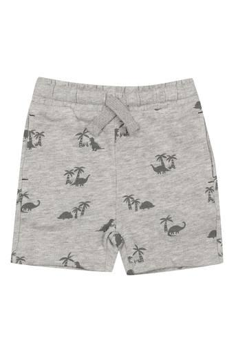 Boys 2 Pocket Printed Shorts