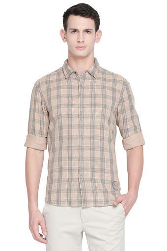 BASICS -  NaturalCasual Shirts - Main