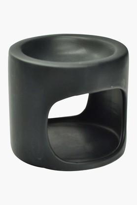 Round Solid Oil Burner