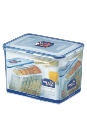 LOCK & LOCK Classics Tall Rectangular Bread Box - 3.9 Litres