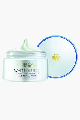 LOREAL Womens White Perfect Day Cream - 50 Ml