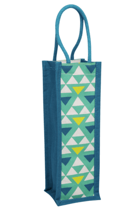 BACK TO EARTH Aztec Bottle/Wine Bag