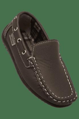 KITTENSBoys Leather Slipon Loafer - 200903499