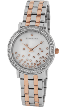 GIORDANO Giordano Womens Watch-2734-66 (Use Code FB20 To Get 20% Off On Purchase Of Rs.1800)