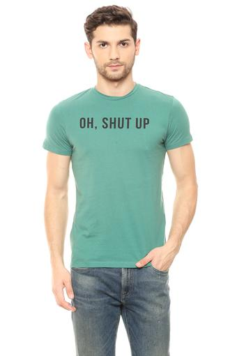 JACK AND JONES -  GreenT-shirts - Main