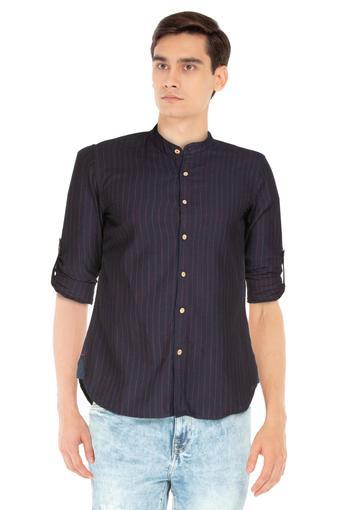 LIFE -  Navy Shirts - Main