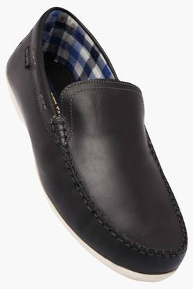 RED TAPE Mens Leather Slipon Loafers - 202628152