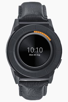 TITANJuxt Pro Black Smartwatch For Men -90056NL01