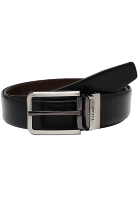 TITAN Mens Mix Formal Leather Belt