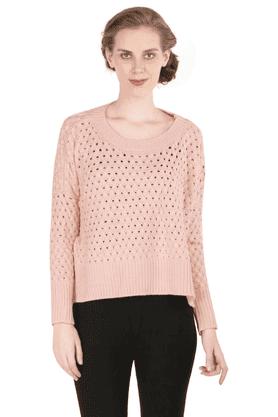 REMANIKAWomen Knitted Sweater