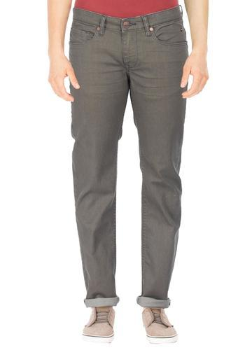 LOUIS PHILIPPE JEANS -  OliveJeans - Main