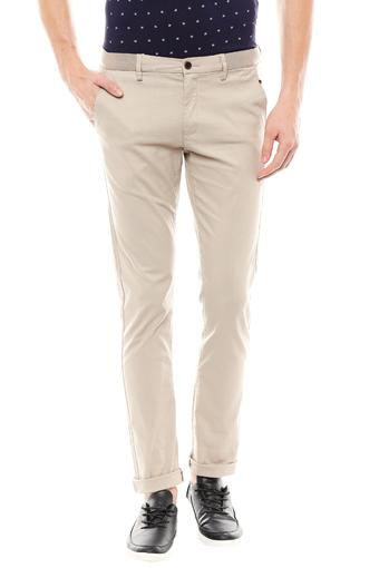 ARROW SPORT -  Beige Cargos & Trousers - Main