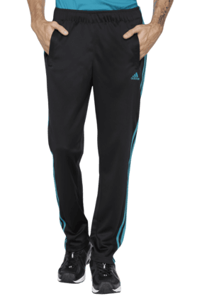 ADIDAS Mens 2 Pocket Solid Track Pant - 200926354