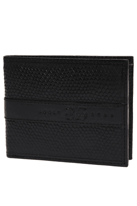 RS BY ROCKY STAR Mens Mistral Leather Wallet