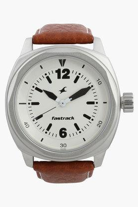 FASTRACK Mens Upgrades White Dial Analog Watch