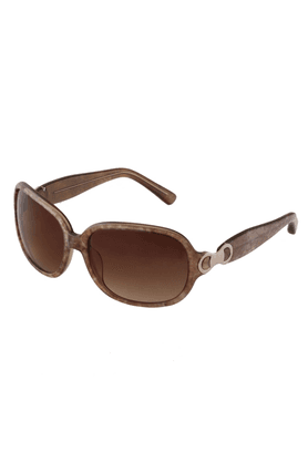 TITAN Womens Gradient Brown Glares - G022CXFL9G