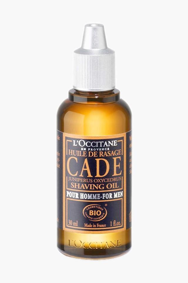 Mens Cade Shaving Organi Oil - 30 ml