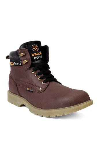 BACCA BUCCI -  BrownBoots - Main