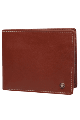 LOUIS PHILIPPE Mens Leather 1 Fold Wallet - 8803947