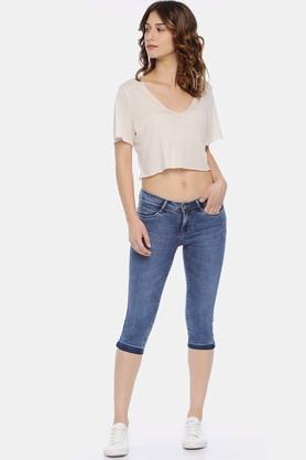 KRAUS - BlueTrousers & Pants - 8